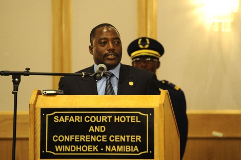 Joseph Kabila en una imagen de archivo.   ELMUNDO.es