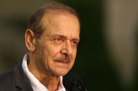 El secretario general de la OLP, Yaser Abed Rabo.   Efe