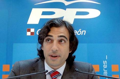 El secretario general de la Consejería de Presidencia, Santos Villanueva. | Efe
