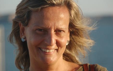 La periodista y escritora Isabel San Sebastián.
