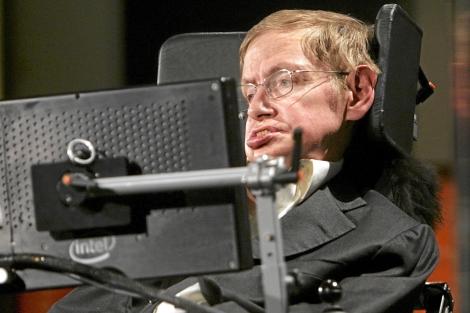 El astrofísico británico Stephen Hawking. | AP