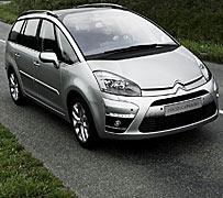 Citroën C4 Picasso: cambios minimalistas