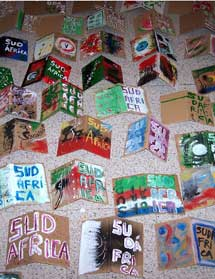 Vista general de los libros. | Sara López
