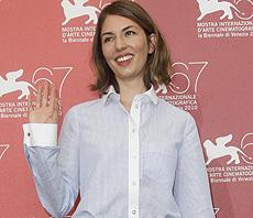 Sofia Coppola.   AP   VEA MÁS IMÁGENES