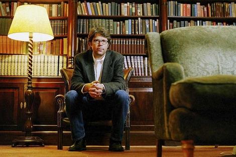 El escritor Jonathan Franzen. | G.Carlton