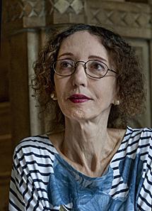 Joyce Carol Oates. | T.Garriga