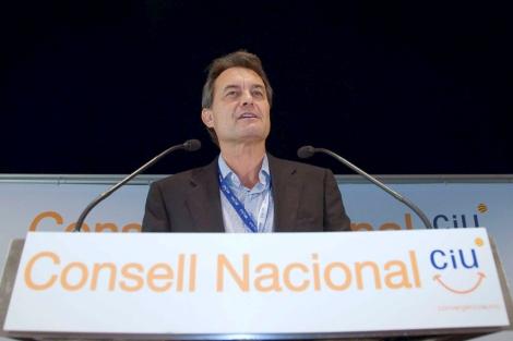 Artur Mas prioriza el concierto económico a la independencia | Efe