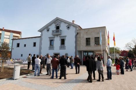 La Casa dos Carus albergará la sede de la fototeca.