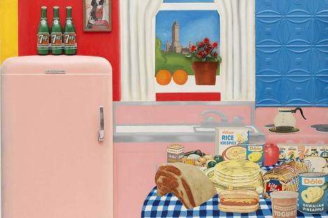 'Still Life', obra de Tom Wesselmann.  Más fotos | MoMA