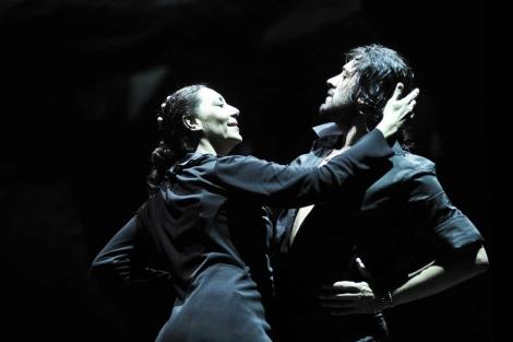 Rafael Amargo y Lola Greco. | Marco Ghindelli