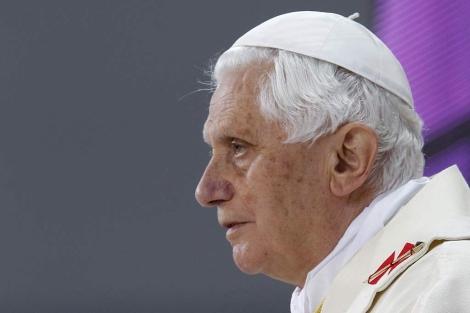 El Papa, en Cofton Park.   Reuters