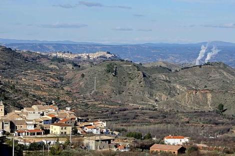 La localidad valenciana de Zarra, favorita en el informe de Industria. | Efe