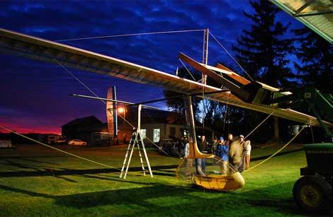 La nave 'Snowbird' ha sido diseñada en la Universidad de Toronto.