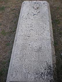 La posible tumba del príncipe alemán. | M. N.