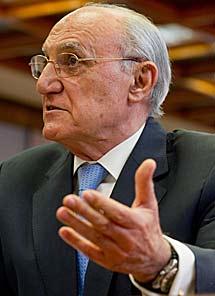 Francisco José Hernando. | Gonzalo Arroyo