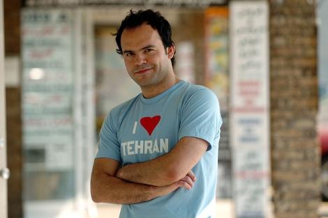 El bloggero, en una imagen tomada en 2006 en Toronto.   AP