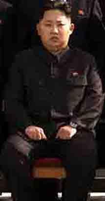 Kin Jong-Un, hijo del actual líder. | Reuters