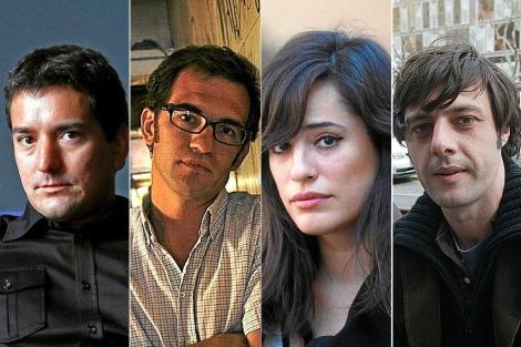 Roncagliolo, Néspolo, Oloixarac y Barba, cuatro de los elegidos por 'Granta'.