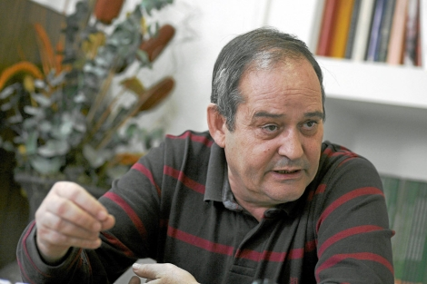 El secretario general de Fecoma, Fernando Serrano. | ELMUNDO.es