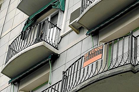 La CE estima que el precio de las viviendas sigue sobrevalorado en un 17%.   B. Díaz