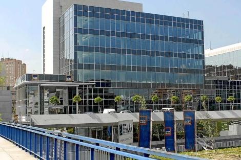 La contrataci n de oficinas en madrid crece un 49 vivienda - Oficinas de adecco en madrid ...