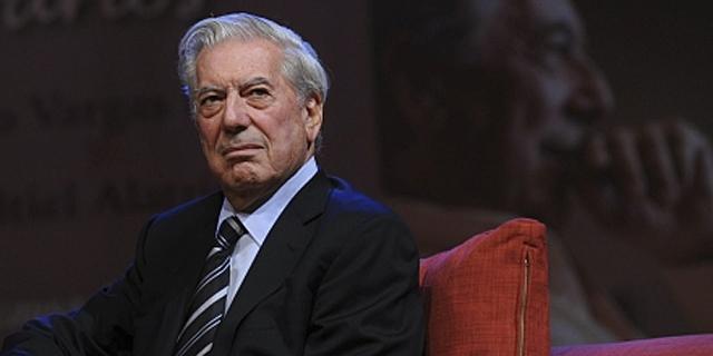 El ganador del Nobel de Literatura, Mario Vargas Llosa. | Mario Guzmán
