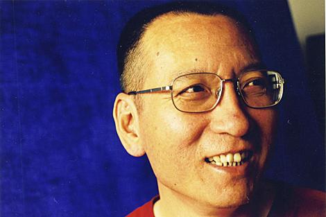 Liu Xiaobo, disidente chino, en una imagen sin fecha. | Efe