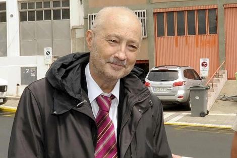 Martín, en su última aparición pública en junio de 2010. | Efe