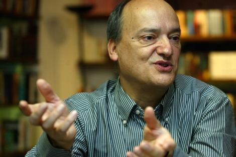 El escritor vallisoeltano Gustavo Martín Garzo.| Ical