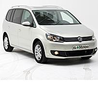 Volkswagen Touran: nuevo envase, misma esencia