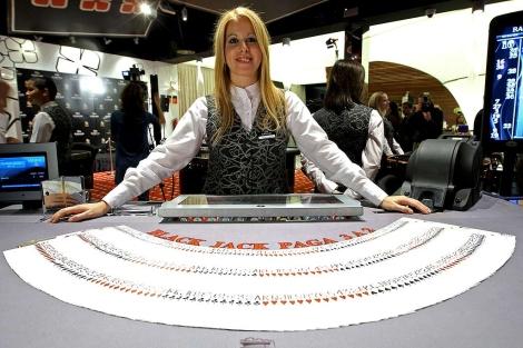 Presentación oficial del Casino Cirsa en Valencia | Efe