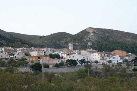 El municipio alicantino de Balones.