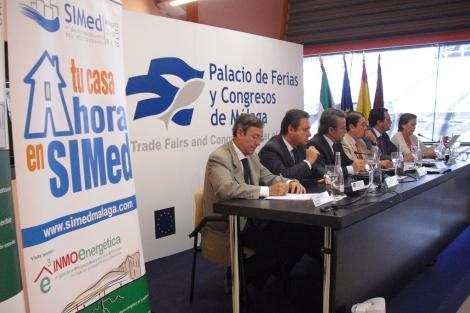 Presentación a los medios de comunicación de SIMed 2010. | ELMUNDO.es