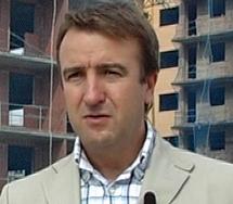 Jesús Moreno, concejal de Urbanismo del Ayuntamiento Tricantino.