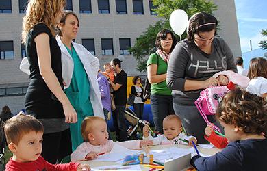 Unos 200 niños han participado en los actos. | E.M.