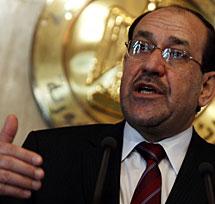 Al Maliki.   Reuters