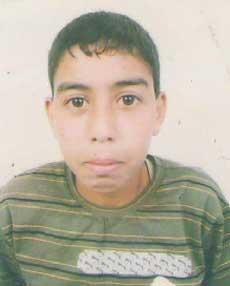 El fallecido, Nayem Elghari   Foto cedida por la Asoc. Saharaui de Víctimas de violaciones graves de Derechos Humanos   Efe
