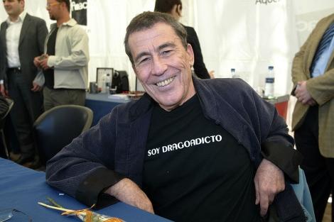 El escritor Fernando Sánchez Dragó. | Quique García