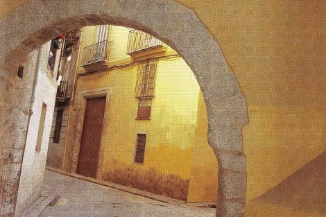 Portal de Valldigna, muestra de la Valencia amurallada | E.M,