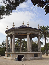 Templete musical de la Alameda | V.B.