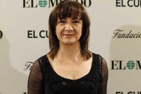 La actriz y productora, Blanca Portillo. | Bernando Díaz