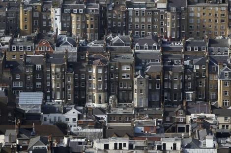 En la capital inglesa convivían hasta ahora las familias de rentas bajas y altas. | Ap