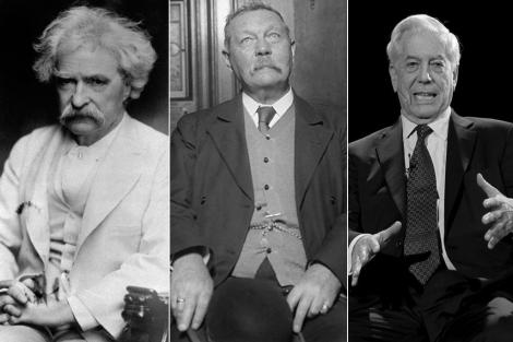 Mark Twain, A. Conan Doyle y Vargas Llosa han escrito sobre la barbarie del Congo. | Ap | Efe