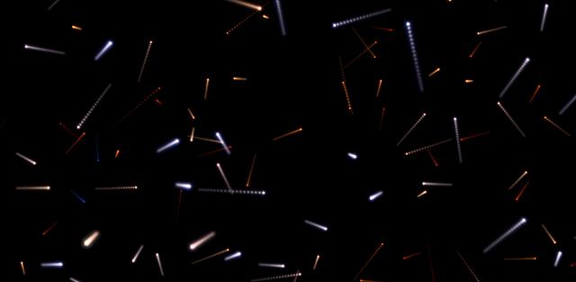 Movimiento propio de estrellas en Omega Centauri | NASA, ESA, Anderson & van der Marel (STSci)