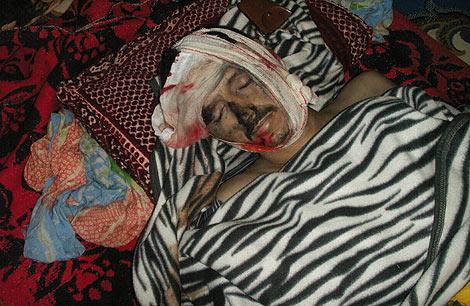 Babi Mahmud el Gargar, fallecido en la toma del campamento. | Resistencia saharaui