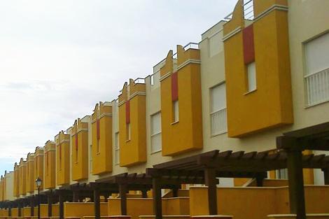 Chalés por 82.400 euros de Altamira en Vera (Almería). | ELMUNDO.es