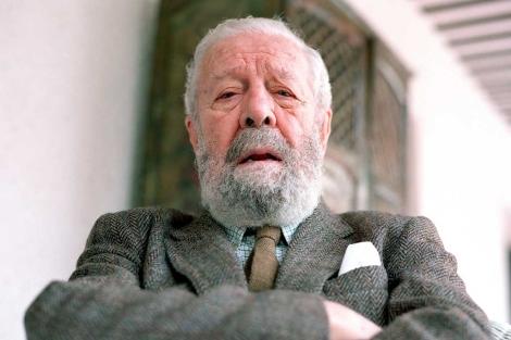 Luis Gracía Berlanga, en una imagen de 2000.   Bernabé Cordón.