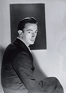 Salvador Dalí. | Man Ray, 1929