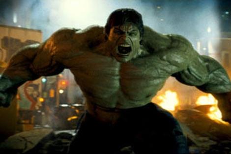Fotograma de la película 'El increíble Hulk', de 2008.