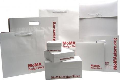 El Museo de Arte Moderno de Nueva York ya usa este material en sus bolsas. | TerraSkin